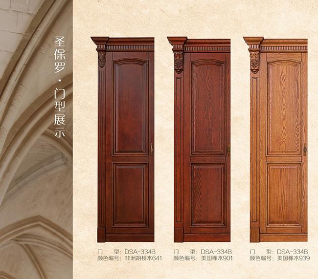 圣保罗系列门型展示