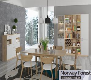 挪威森林系列